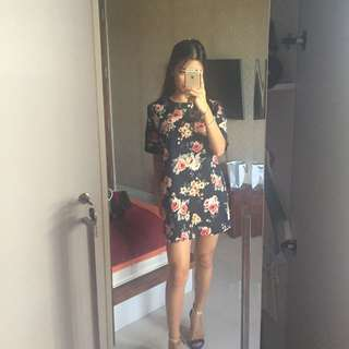 New Look Flower Dress
