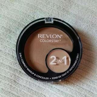 Revlon Colorstay 2in1 Make Up & Concealer