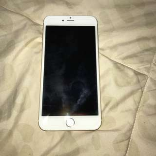 iPhone 6 Plus Gold 64 GB Mint Cheap Clearance