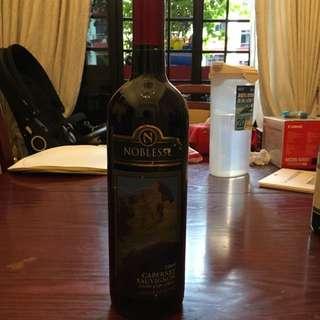 Chile Red Wine - Noblesse Cabernet Sauvignon