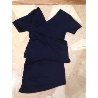 Dress Asimetris