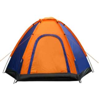 4-person Dome Camping Tent