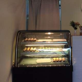 URGENT: 1.2 metre Cake Display Chiller