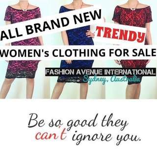 All Brand New Trendy Womens Clothing for Sale!!❤️