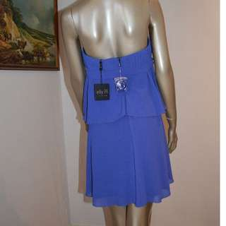 Elly M Blue Dress