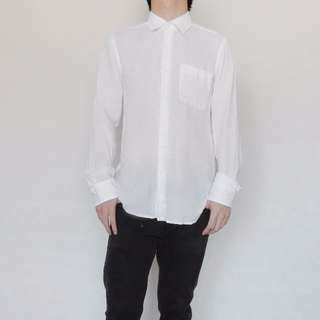 UNIQLO Men's White Shirt