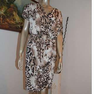 Events Animal print Dress