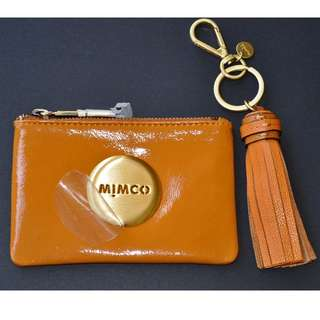 Amber Mimco small pouch