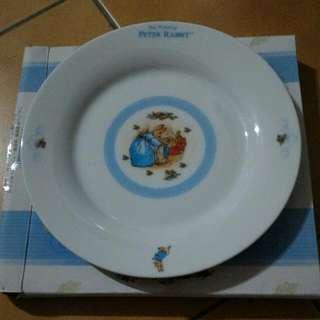 彼得兔盤子
