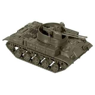 """[H0 1/87] Military - US Flak Tank M 42 """"Duster"""" [miniTank] NEW"""