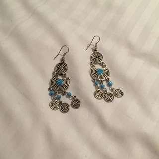 Handmade Earrings From Morocco