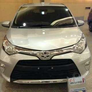 Toyota Calya G Matic