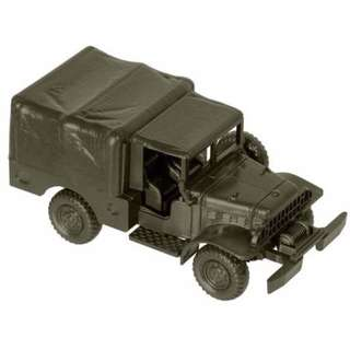 [H0 1/87] Military - US Dodge WC52 [miniTank] NEW