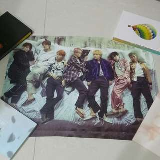[INSTOCK] BTS Wings Poster