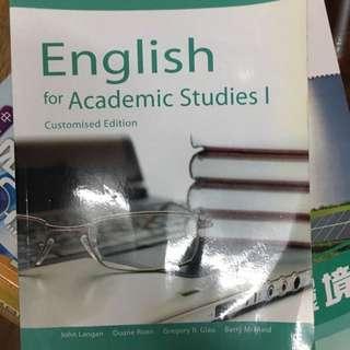 英文自學天書 $50 有用 DSE