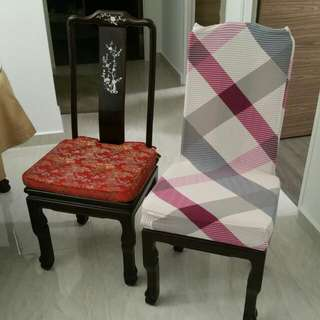 Brand new stretchy Chair cover