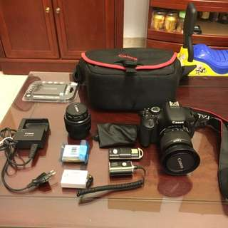 Eos Canon 600D (full set) - Price Reduced
