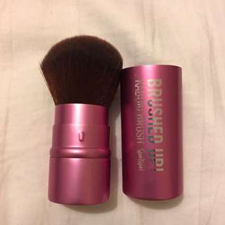 ⬇️ Sportsgirl Brushed Up Kabuki Brush Pink