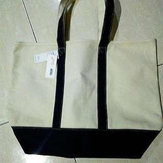 GU Mens Canvas Tote Bag (Not Visvim, Supreme, Porter)