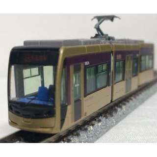 [N 1/150] Japanese Tram Hankai Electric Tramway Type 1001 [Tomytec] NEW