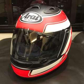 Arai Rx7 RR5 Nicky Hayden