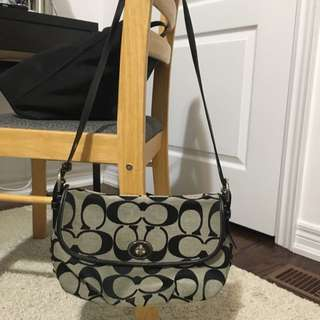 Coach Cross Body Or shoulder Bag