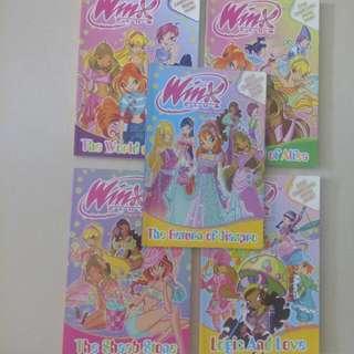 Winx Club Comic Books