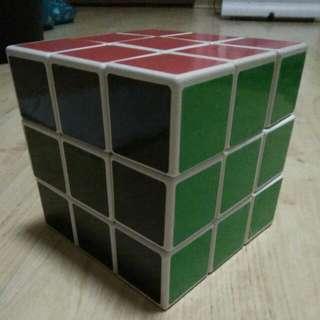Big 3by3 Rubiks Cube