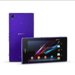 BRAND NEW SONY XPERIA Z1-(purple)