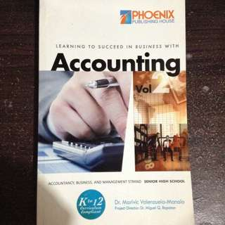 Learning To Succeed In Business With Accounting Vol.2