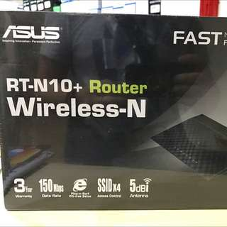Asus RT-N10+ Wireless-N150 Router