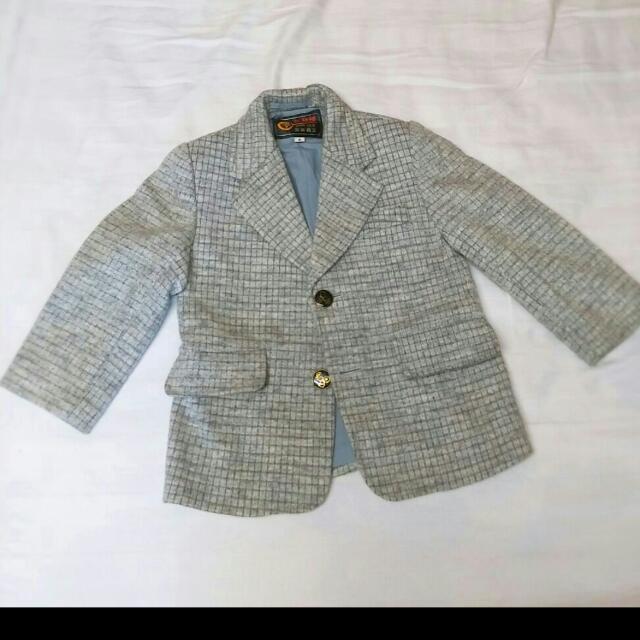 小男童 西裝外套/花童 NT$200
