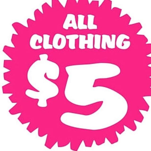All Clothes 5.00