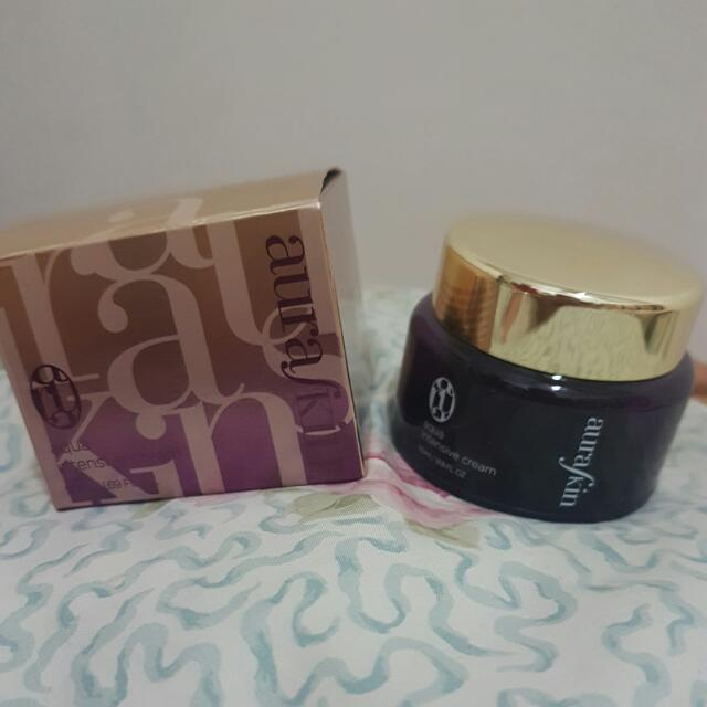 Auraskin AQUA  Intensive Cream