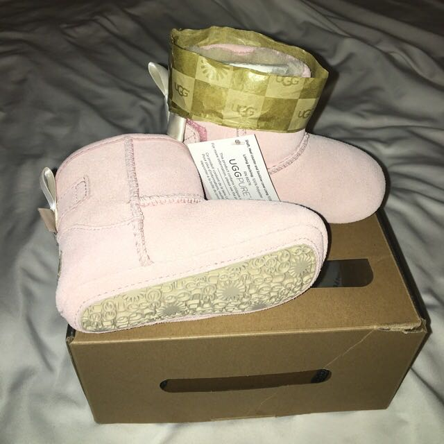 Baby Girls Pink UGGS