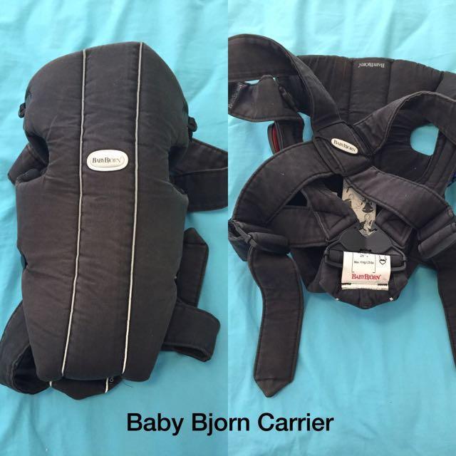 Bjorn Baby Carrier