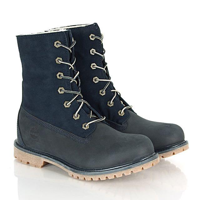 gutes Geschäft tolle sorten online zu verkaufen Brand New 💕 Multi-styles Timberland Boots (Navy/size 36) 💕