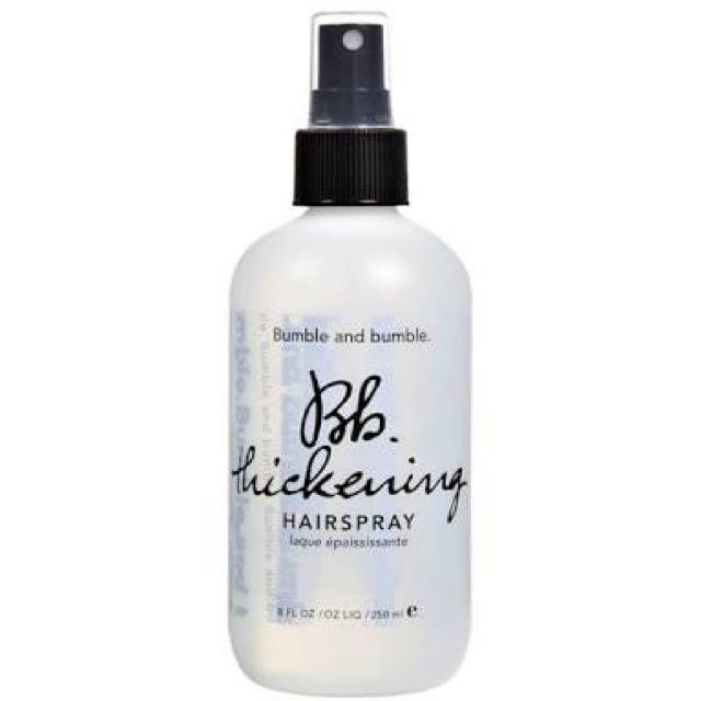 Bumble & Bumble Thickening Hairspray