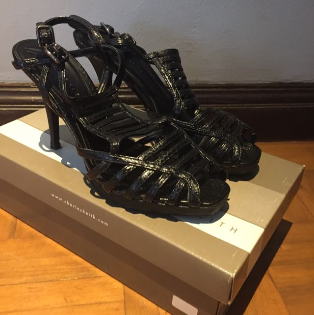 Charles and Keith Strappy Shoes
