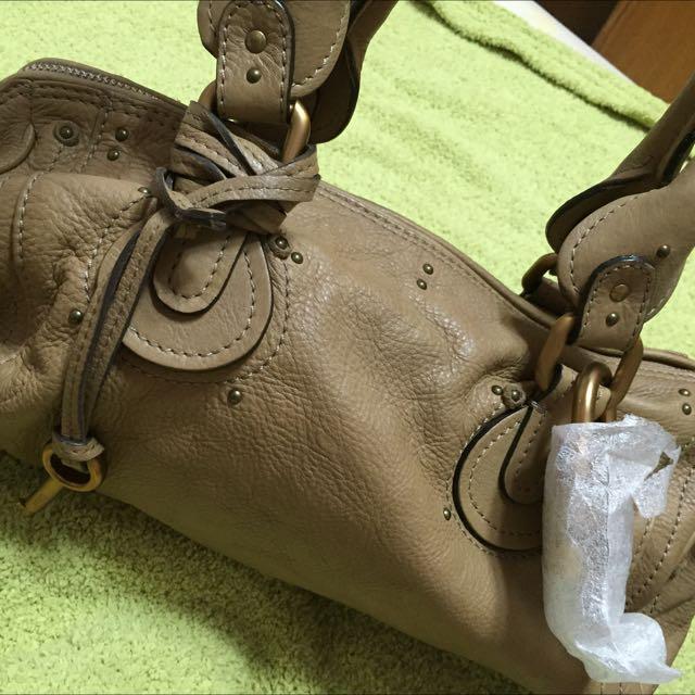 Chloe 鎖頭包