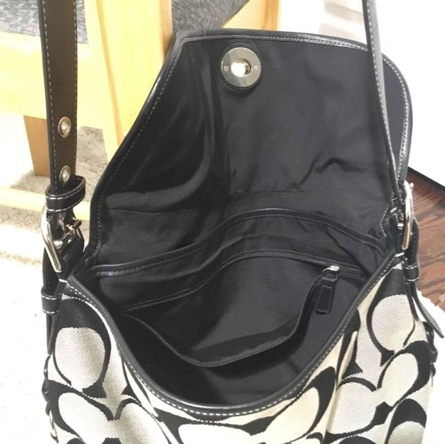 Coach Cross Body Or shoulder Bag