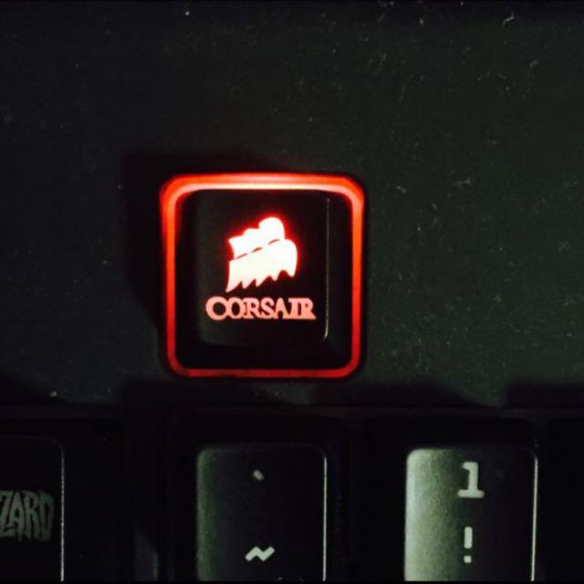 Corsair Logo Keycap