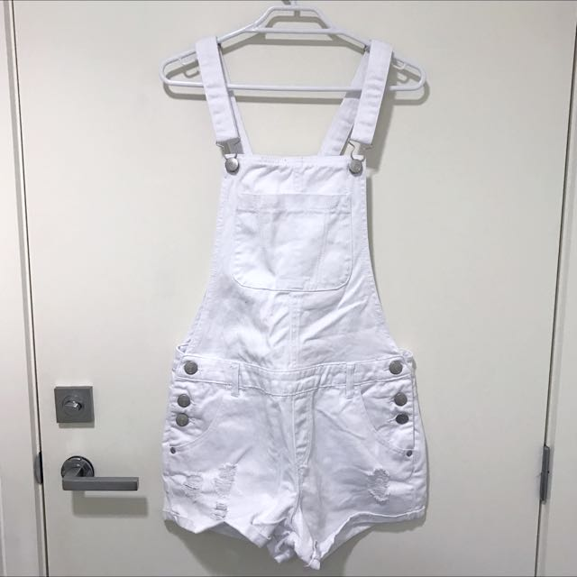 Cotton On White Overall