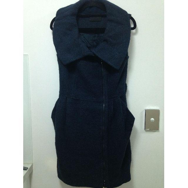Dark Blue Dress/ Jacket