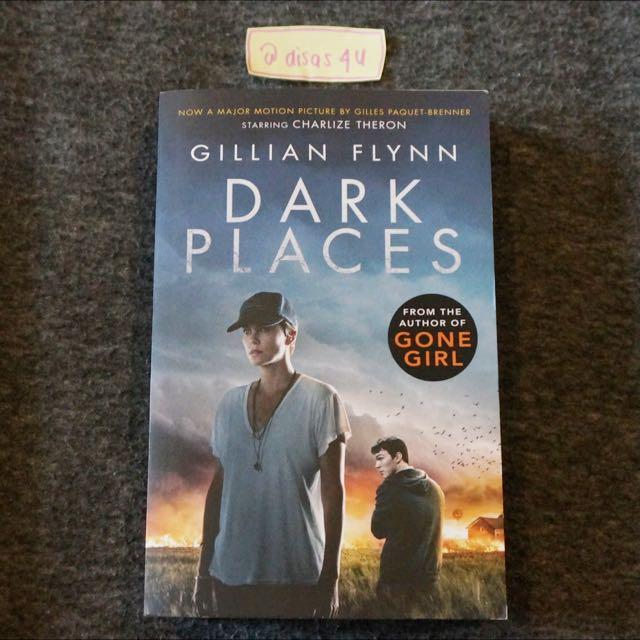 Dark Places - Gillian Flynn // English