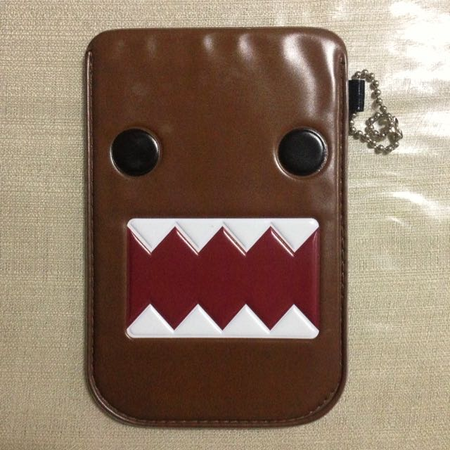 Domo-kun Phone Case (suitable for iPhone 5/5s)