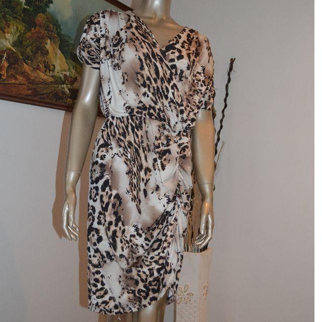 Events Animal print Dress