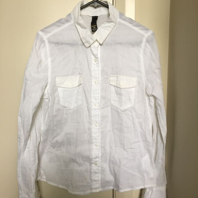 Factorie White Shirts