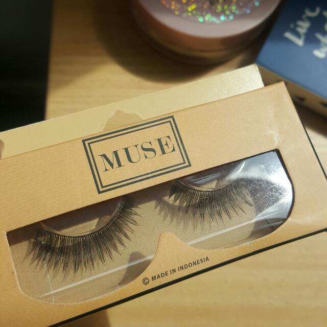 False Lashes by Muse In BEFLIN
