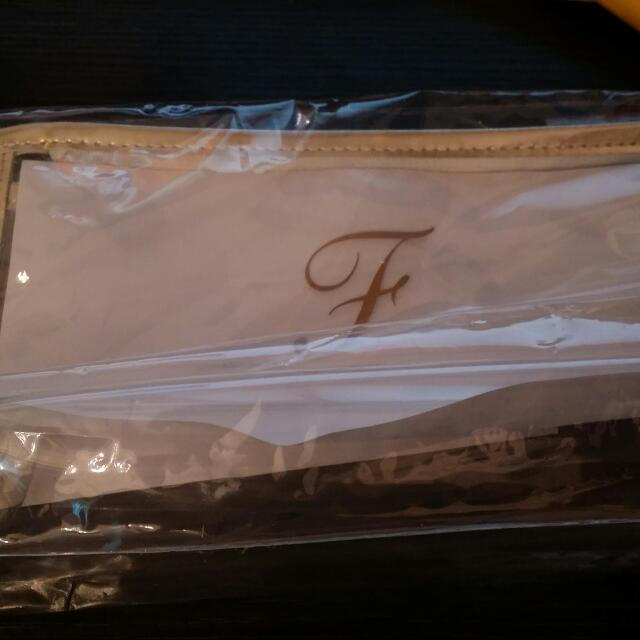 Fancl透明化妝袋